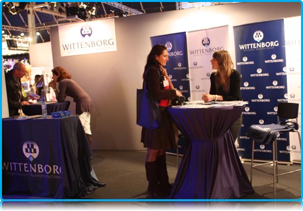 Wittenborg University at Event 2012